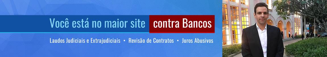 Você está no maior site contra Bancos